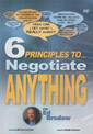 6 Principles to Negotiate Anything